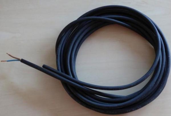 Kabelring 5m H05RR-F 2 x 0,75mm²