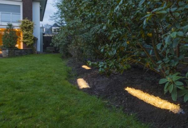 Umrandungs LED Beleuchtung - 180° Abstrahlwinkel - orange